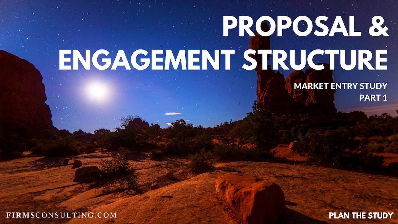 US P1 Proposal & Engagement Structure