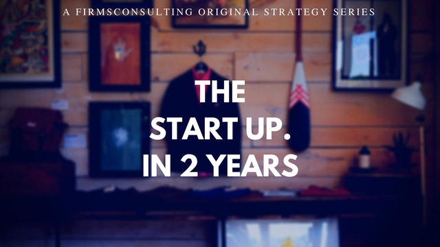 The Start Up aka Building a Digital Luxury Brand