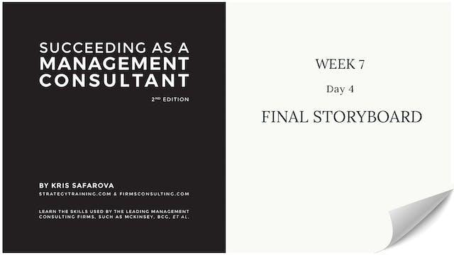 037 SAAMC Week 7 - Day 4 Final Storyb...