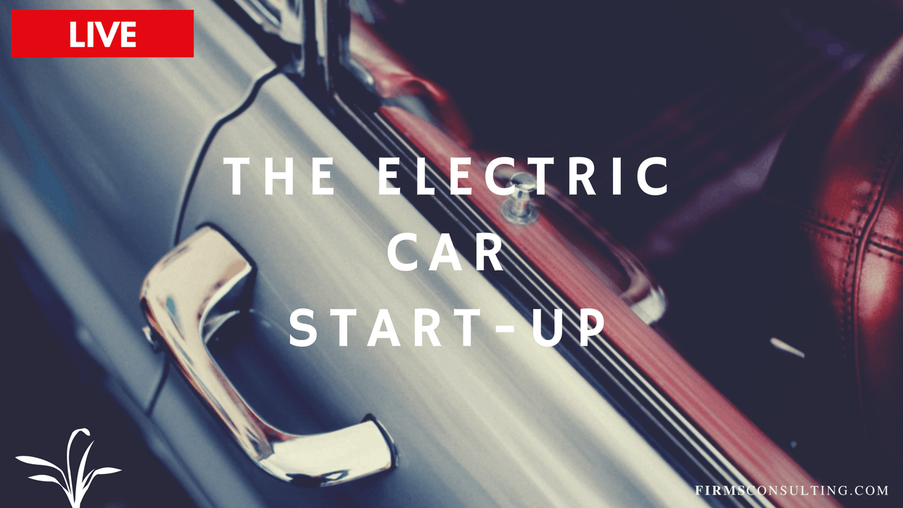 P1 The Start Up aka Building an Electric Car Company