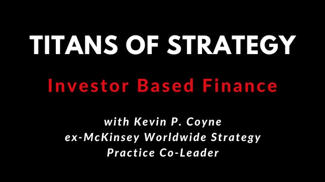Understanding Investor Finance with Kevin P. Coyne 4K