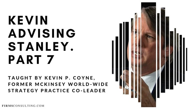 Kevin Advising Stanley. Part 7