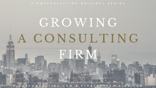 Growing A Consulting Firm