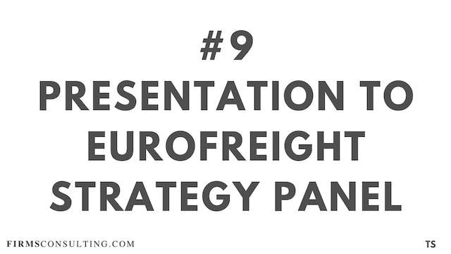 9 TS 8 Presentation to EuroFreight St...