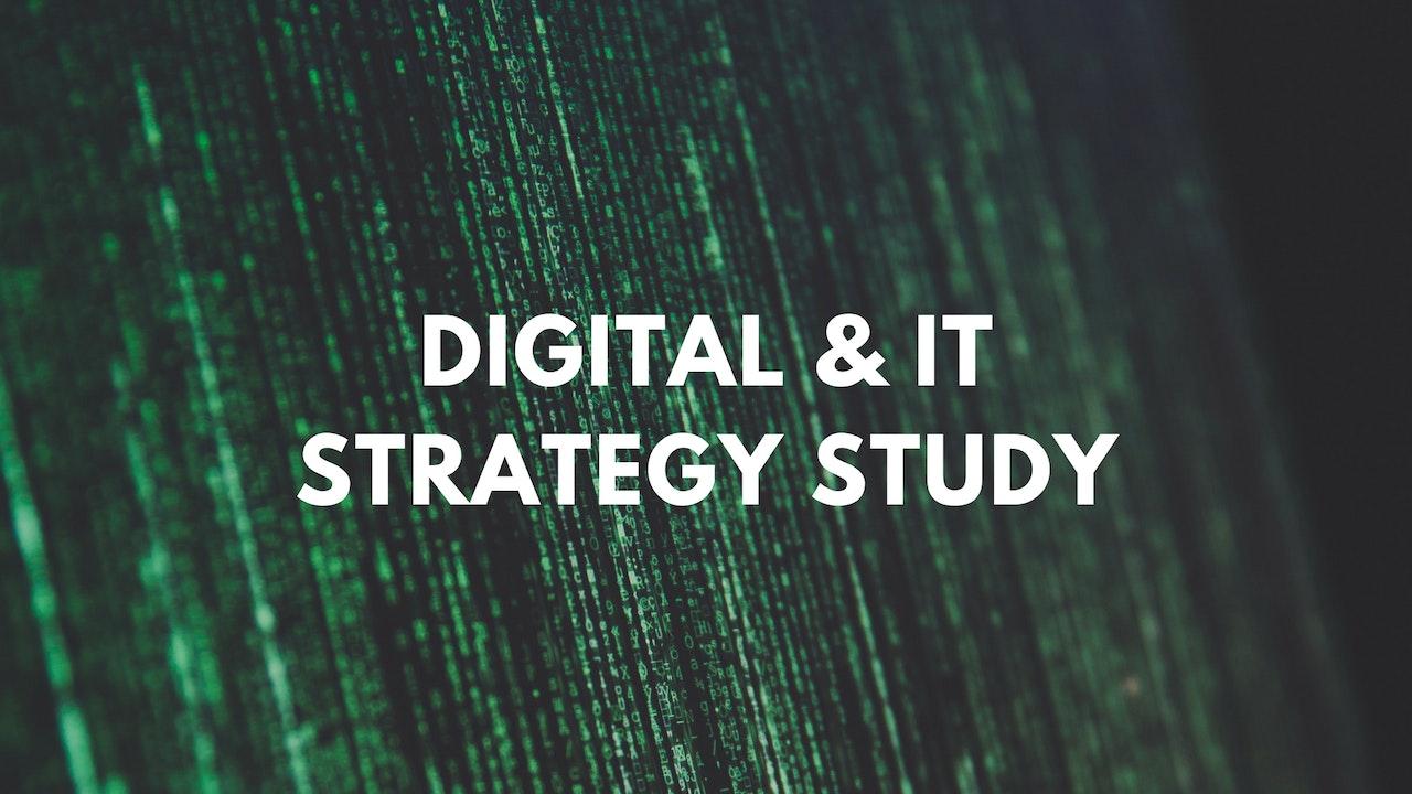 Digital & IT Strategy Training Program