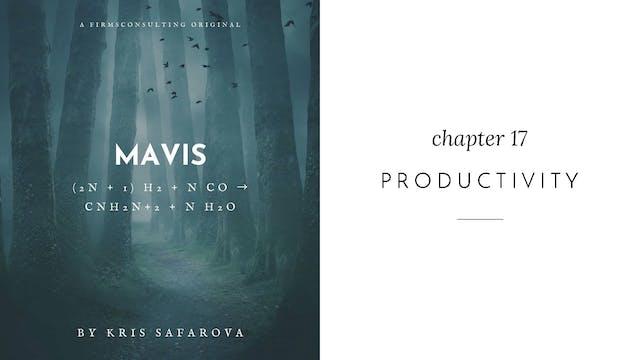 020 Mavis Chapter 17 Productivity