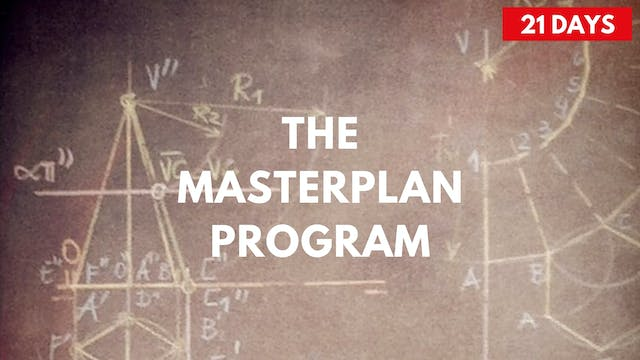The MasterPlan Program