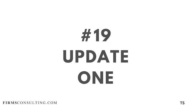 19 TS 19 Update one