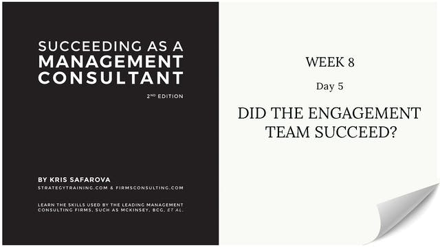 039 SAAMC Week 8 - Day 5 Did The Enga...