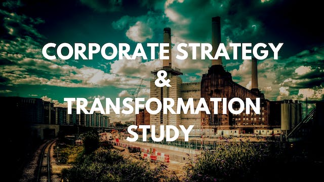 PREVIEW 5: CORPORATE STRATEGY AND TRA...