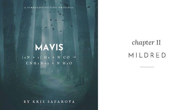 014 Mavis Chapter 11 Mildred