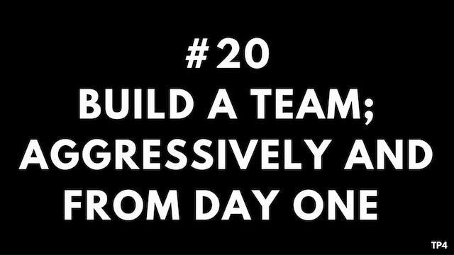 20 T16 TP4 Build a team