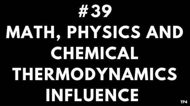 39 BAR3 TP4 Math, Physics and Chemica...