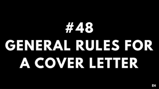 48 10 9 1 EH Cover letters