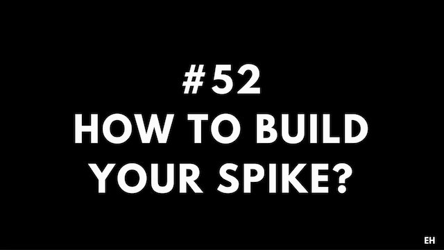 52 10 10 EH How to build a spike