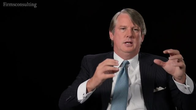 KEVIN COYNE EXCLUSIVE INTERVIEW, FORMER MCKINSEY DIRECTOR & STRATEGY PRACTICE WORLDWIDE CO-LEADER