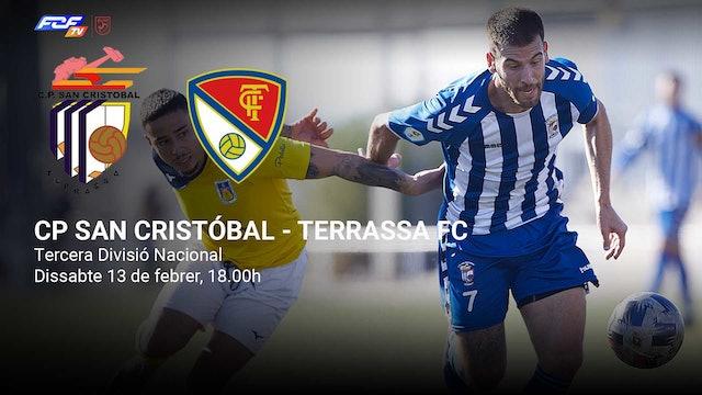 CP SAN CRISTÓBAL - TERRASSA FC