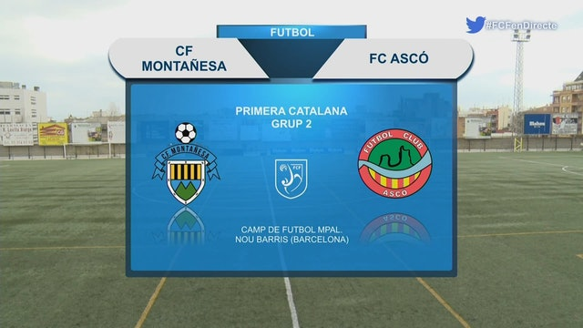CF Montanesa - FC Asco _16_Febrero 2020