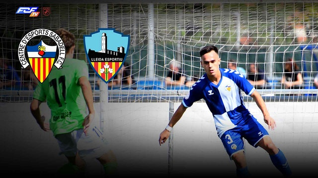 CE SABADELL FC - LLEIDA ESPORTIU