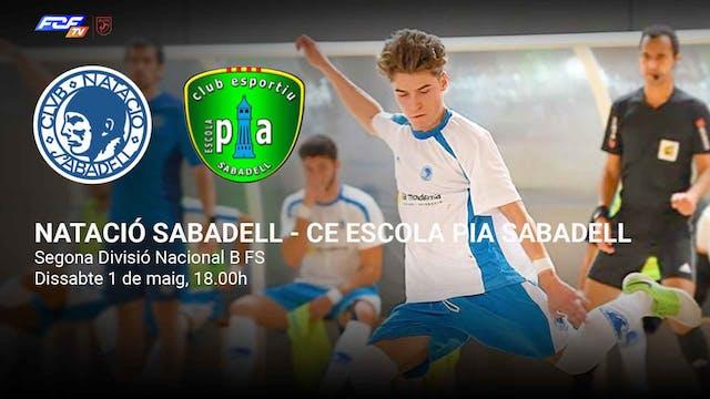 NATACIÓ SABADELL - CE ESCOLA PIA SABA...