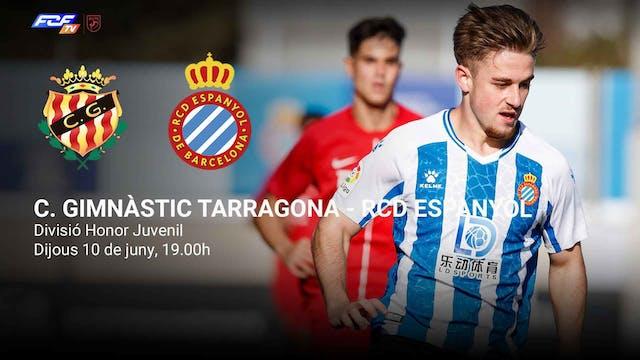 C. GIMNÀSTIC TARRAGONA - RCD ESPANYOL
