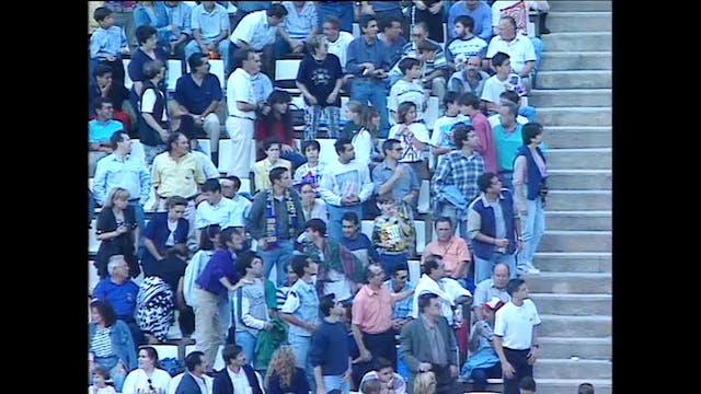 Futbol Catalunya -Barça 25-06-1995