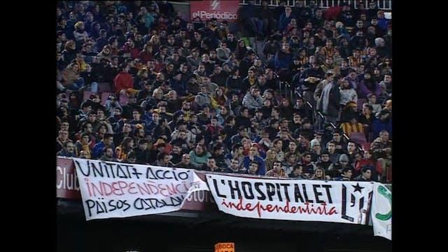 Futbol Catalunya - Xile 28-12-2001