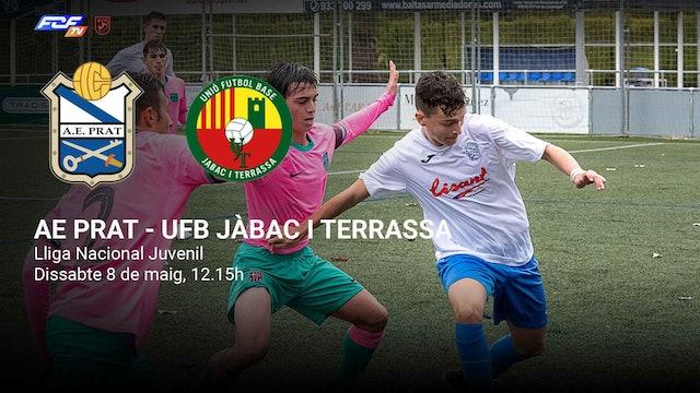 AE PRAT - UFB JÀBAC I TERRASSA