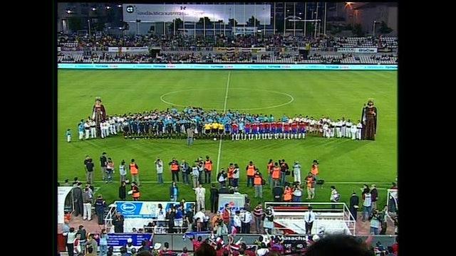 Futbol Catalunya - Costa Rica 24-05-2006