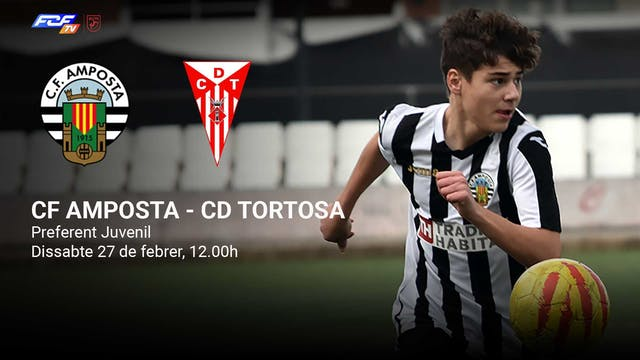 CF AMPOSTA - CD TORTOSA