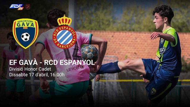 EF GAVÀ - RCD ESPANYOL