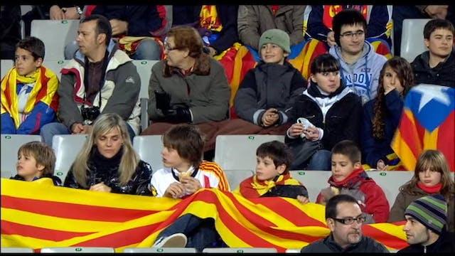 Futbol Catalunya - Honduras 28-12-2010
