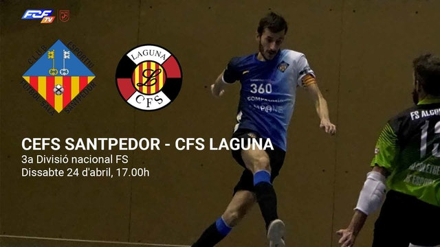 CEFS SANTPEDOR - CFS LAGUNA