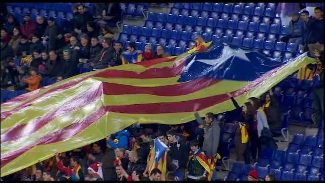 Futbol Catalunya - Nigeria 02-01-2013