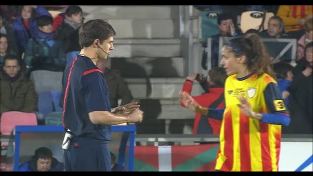 Futbol Femení Euskadi-Catalunya 27-12...
