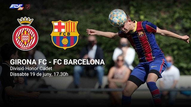 GIRONA FC - FC BARCELONA
