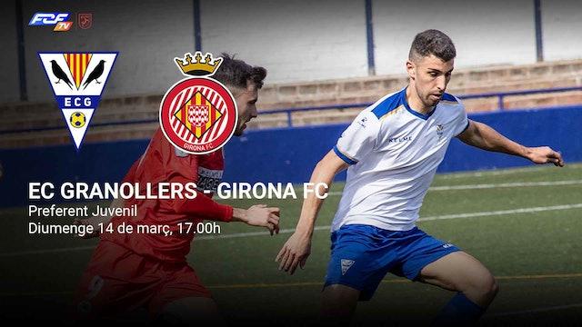 EC GRANOLLERS - GIRONA FC