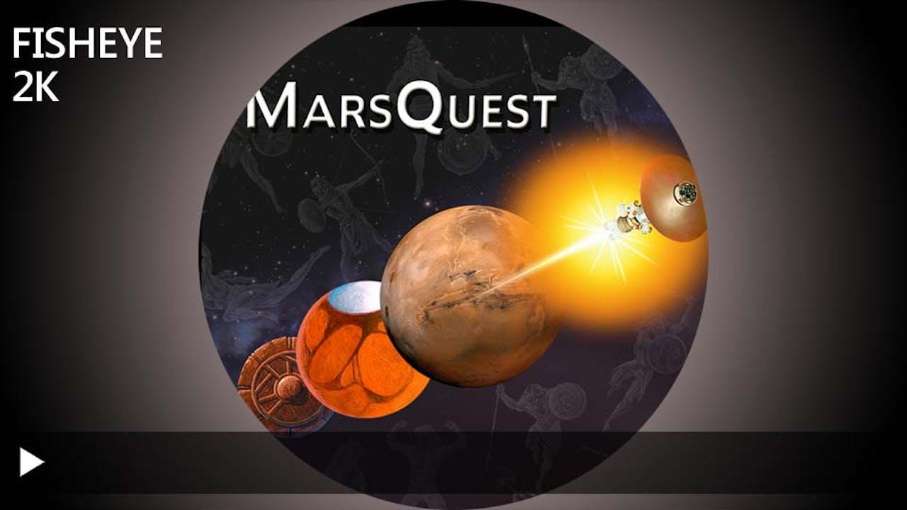 MarsQuest - 2k - week