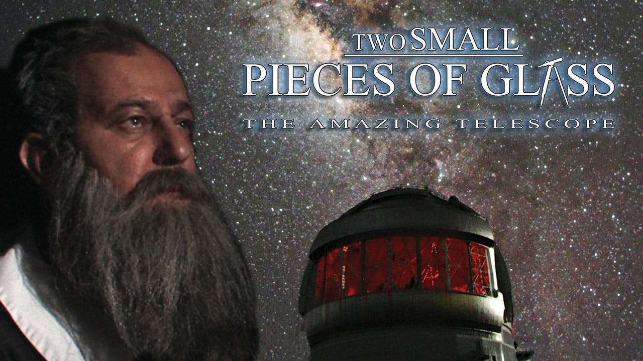 Two Small Pieces Of Glass: The Amazing Telescope