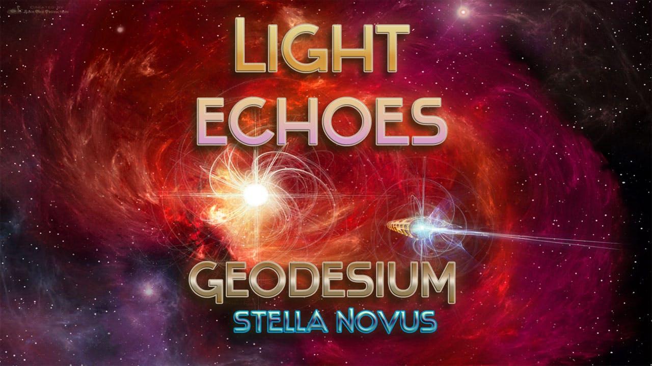 Geodesium Light Echoes