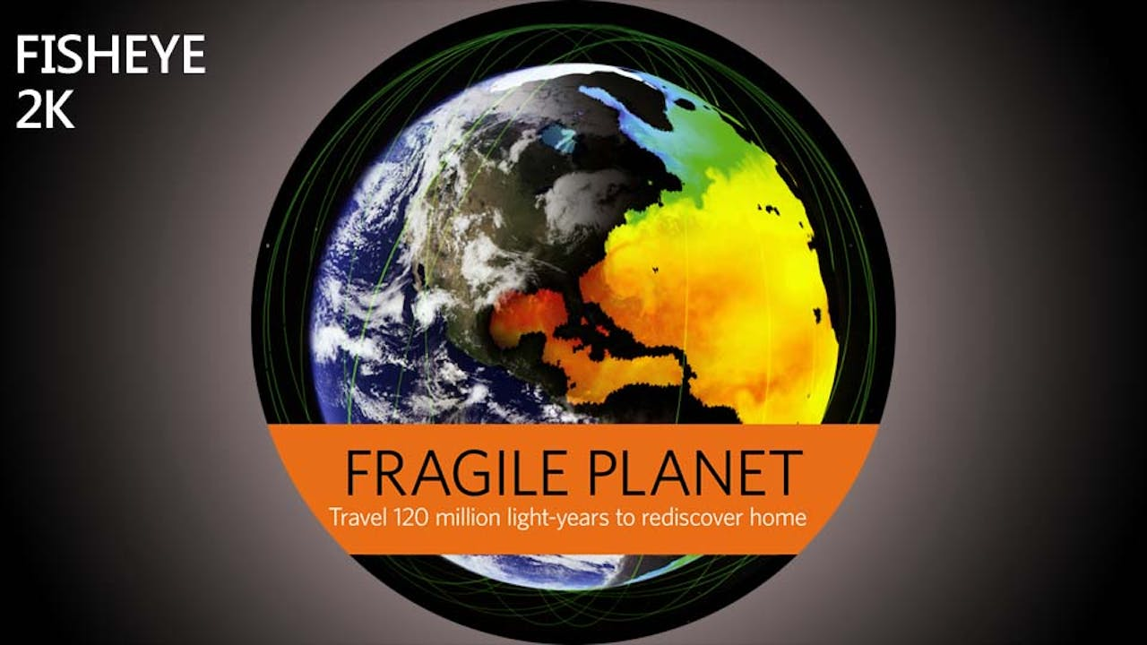 Fragile Planet - 2k - week