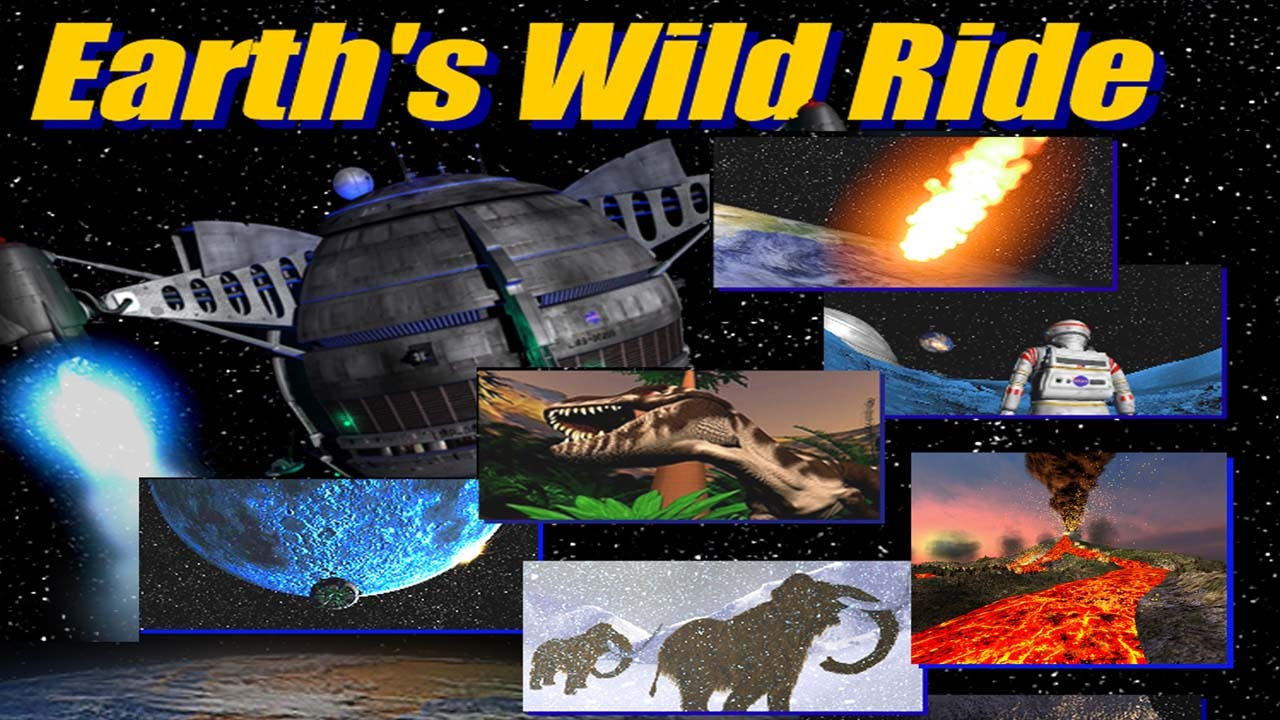 Earth's Wild Ride - German