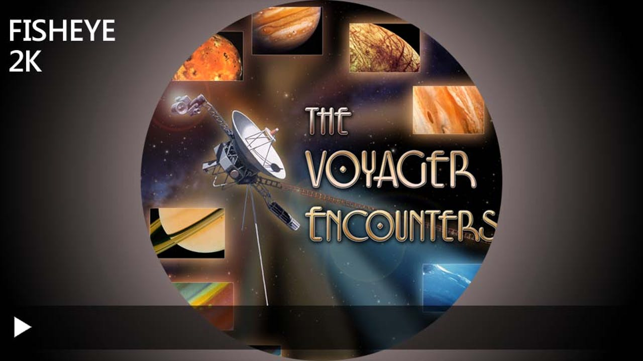 The Voyager Encounters - 2k