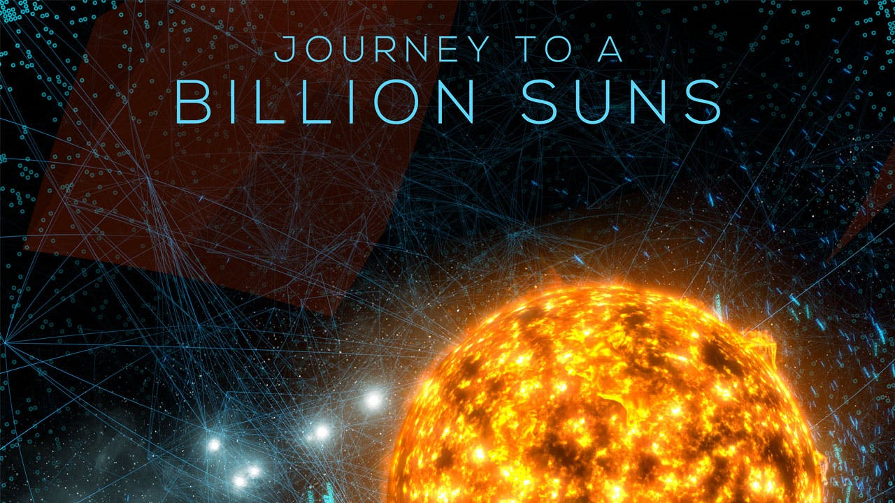 Journey to a Billion Suns - Russian