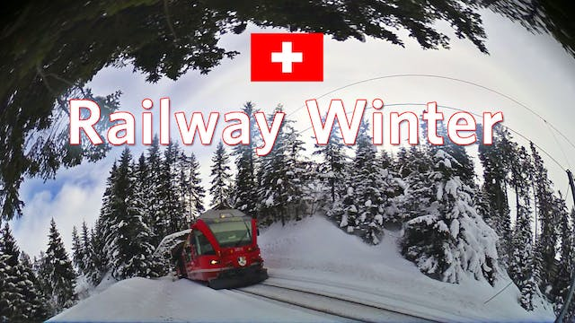 SWS Railway Winter - prewarped