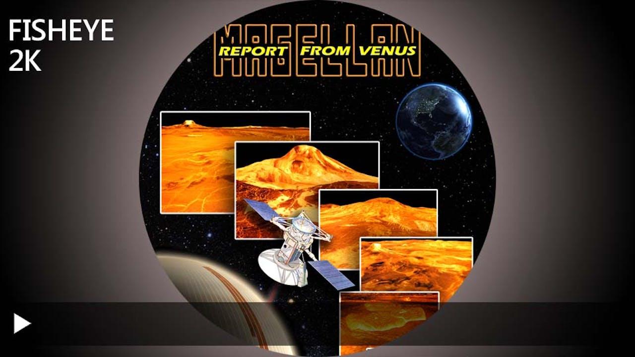 MAGELLAN Report From Venus - 2k - week