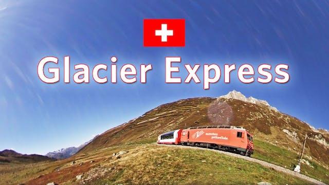 SWS Glacier Express - prewarped