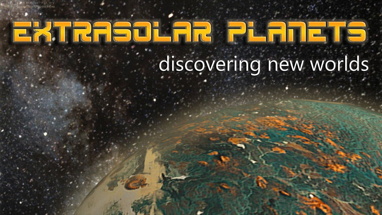 Extrasolar Planets - discovering new worlds - Spanish
