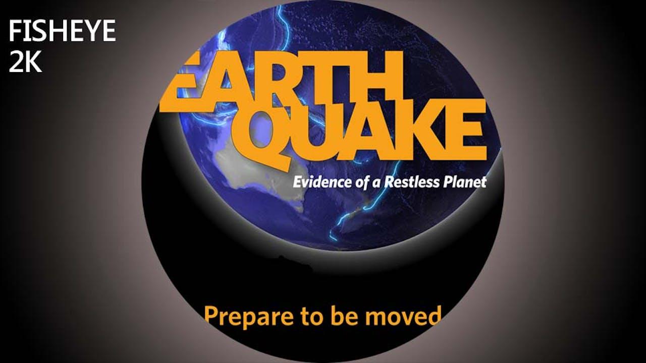 Earthquake - 2k - week