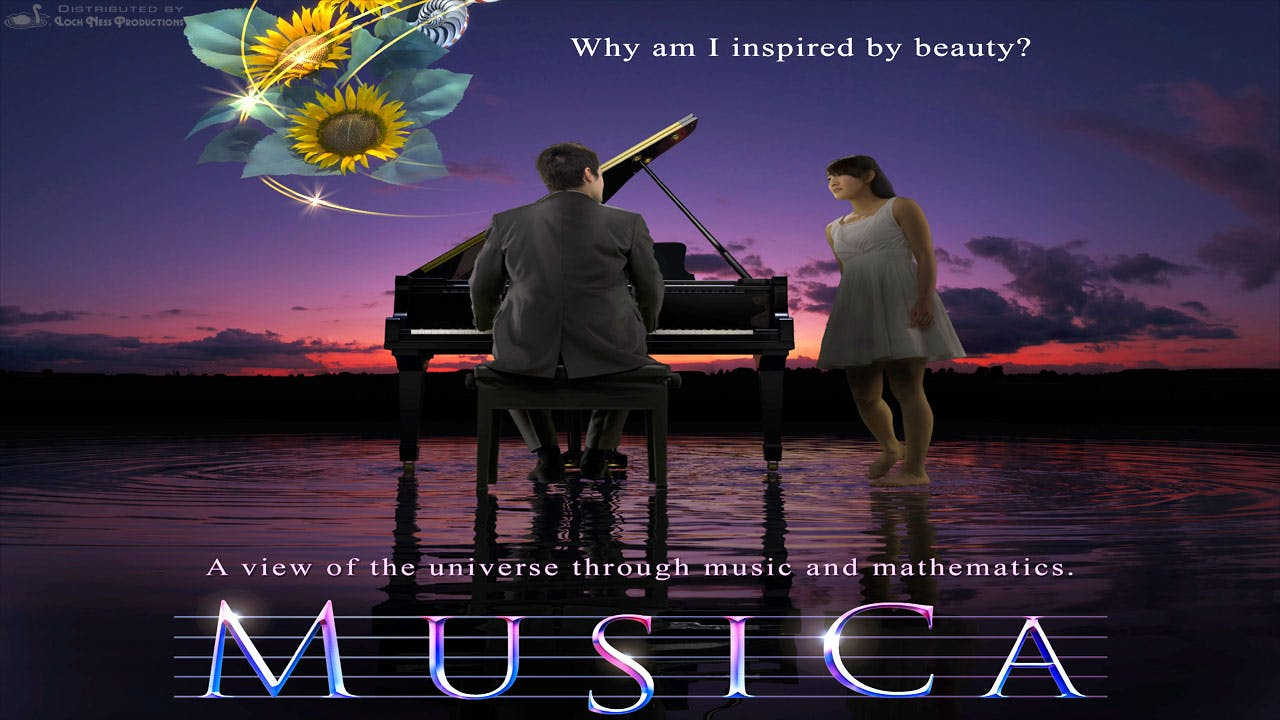 MUSICA - Why is the Universe Beautiful?